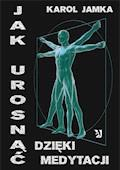 Jak urosnąć dzięki medytacji - Karol Jamka - audiobook