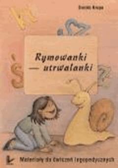 Rymowanki - utrwalanki  - Dorota Krupa - ebook