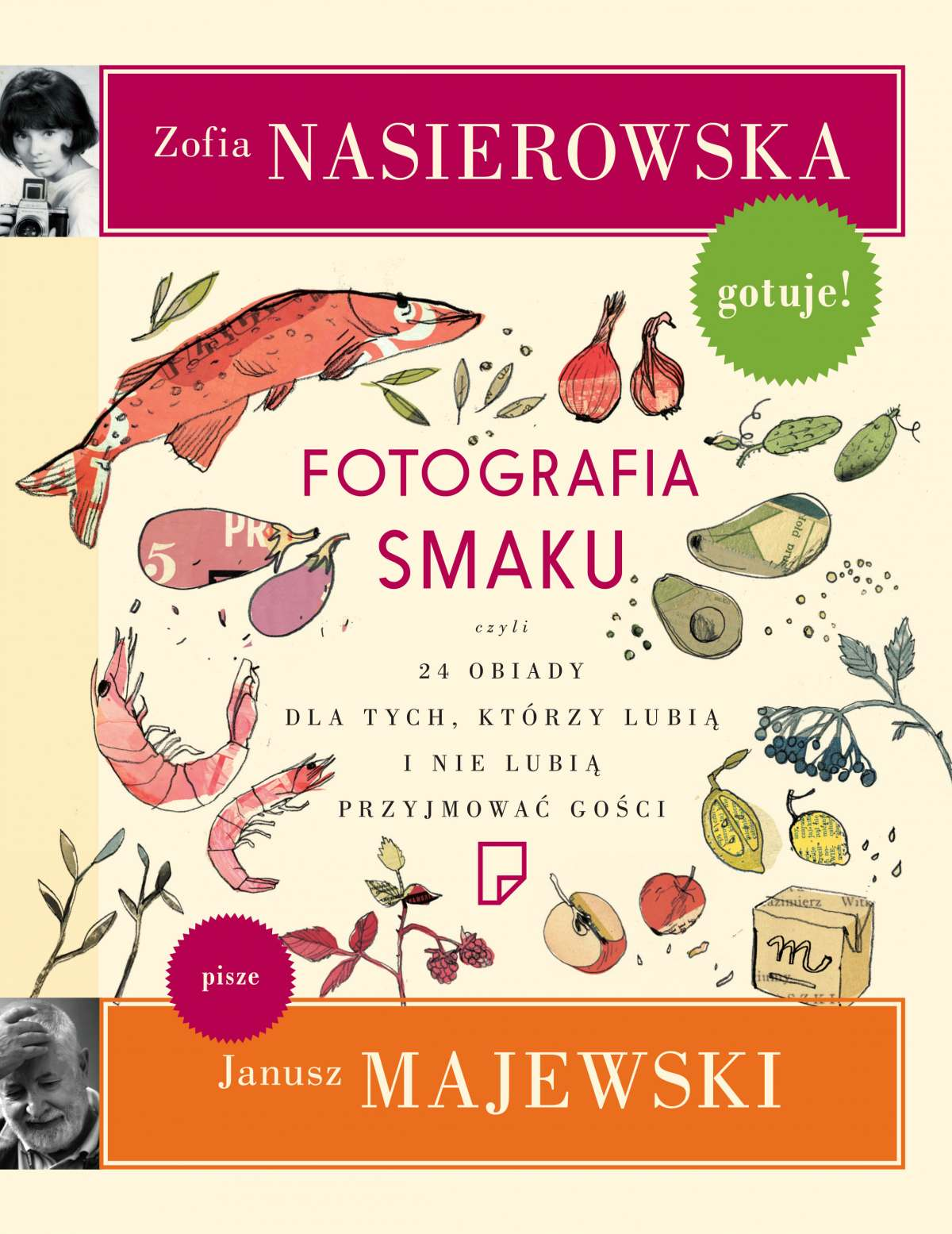Fotografia smaku - Tylko w Legimi możesz przeczytać ten tytuł przez 7 dni za darmo. - Zofia Nasierowska