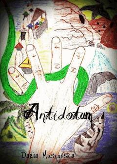 Antidotum - Daria Muszyńska - ebook