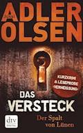 Das Versteck - Jussi Adler-Olsen - E-Book + Hörbüch