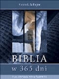 Biblia w 365 dni. Plan czytania Pisma Świętego - Gordon L. Addington - ebook