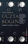 Uczta bogiń - Maria Poprzęcka - ebook