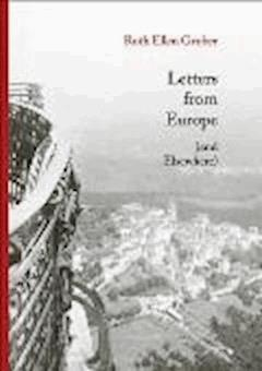 Letters from Europe - Ruth Ellen Gruber - ebook
