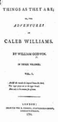 Caleb Williams - William Godwin - ebook