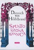 Spustoszona Winnica - Dietrich von Hildebrand - ebook