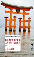 Gebrauchsanweisung für Japan - Andreas Neuenkirchen - E-Book