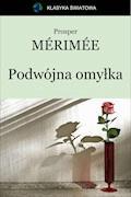 Podwójna omyłka - Prosper Mérimée - ebook
