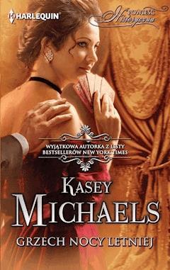 Grzech nocy letniej - Kasey Michaels - ebook
