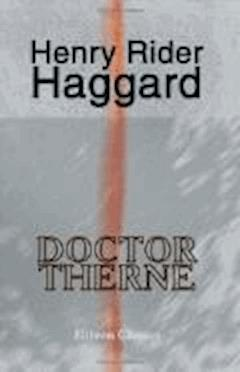 Doctor Therne - Henry Rider Haggard - ebook