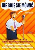 Nie boję się mówić! - Robert Ważyński - audiobook