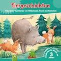 Tiergeschichten - Various Artists - Hörbüch
