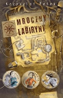Mroczny labirynt - Krzysztof Petek - ebook