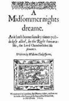 A Midsummer Night's Dream - William Shakespeare - ebook