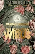 Tulipanowy wirus - Danielle Hermans - ebook