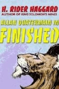 Finished - Henry Rider Haggard - ebook