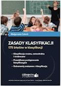 Zasady klasyfikacji. 175 błędów w klasyfikacji - Małgorzata Celuch - ebook