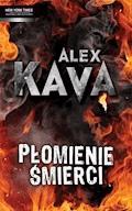 Płomienie śmierci - Alex Kava - ebook