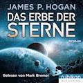 Das Erbe der Sterne - James P. Hogan - E-Book + Hörbüch