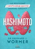Hashimoto. Jak rozpoznać i skutecznie leczyć chorobę tarczycy - Eberhard Jurgen Wormer - ebook