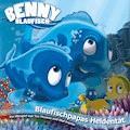 Blaufischpapas Heldentat (Benny Blaufisch 6) - Olaf Franke - Hörbüch