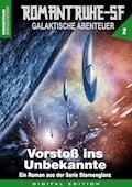 ROMANTRUHE-SF - Galaktische Abenteuer 2 - Arthur E. Black - E-Book