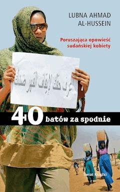 40 batów za spodnie - Lubna Ahmad - ebook