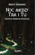 Noc między Tam i Tu - Marta Krajewska - ebook