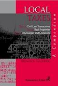 Local Taxes. A compendium - Dominik Gajewski - ebook
