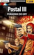 """Postal III - poradnik do gry - Michał """"Wolfen"""" Basta - ebook"""
