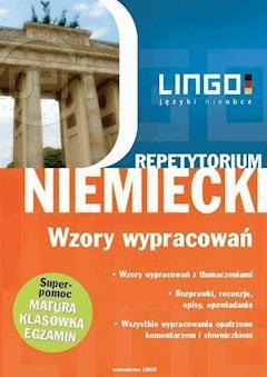 Niemiecki. Wzory wypracowań - Beata Czerwiakowska - ebook