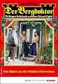 Der Bergdoktor 1970 - Heimatroman - Andreas Kufsteiner - E-Book