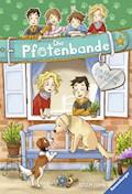 Die Pfotenbande, Band 6: Ein Freund für Lotta - Usch Luhn - E-Book