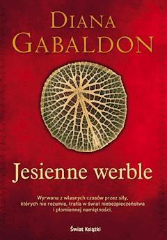 Jesienne werble - Diana Gabaldon - ebook