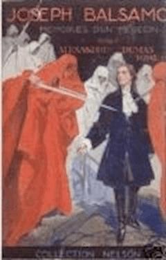 Joseph Balsamo - Tome I (Les Mémoires d'un médecin) - Alexandre Dumas - ebook