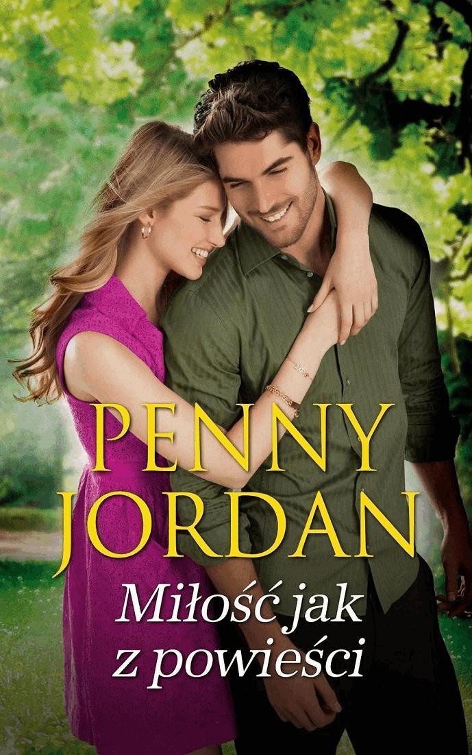 Miłość jak z powieści - Tylko w Legimi możesz przeczytać ten tytuł przez 7 dni za darmo. - Penny Jordan