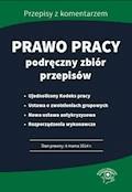 Prawo pracy - podręczny zbiór przepisów - Opracowanie zbiorowe - ebook