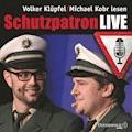 Schutzpatron - Volker Klüpfel - Hörbüch