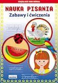 Nauka pisania. Zabawy i ćwiczenia. Indyk - Beata Guzowska - ebook
