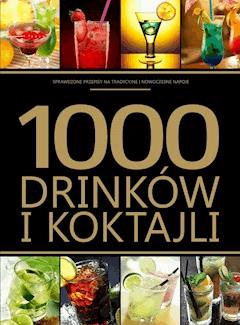 1000 drinków i kotajli - Anna Kowalczyk - ebook