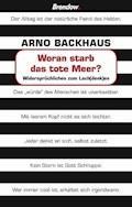 Woran starb das Tote Meer? - Arno Backhaus - E-Book