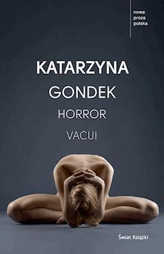 Horror Vacui - Katarzyna Gondek - ebook