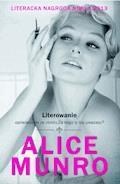 Literowanie - Alice Munro - ebook