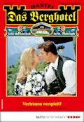 Das Berghotel 189 - Heimatroman - Verena Kufsteiner - E-Book