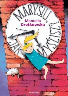 Marysiu, jak myślisz - Manuela Gretkowska - ebook