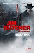 Biała noc - Jim Butcher - ebook