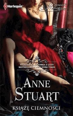 Książę ciemności - Anne Stuart - ebook