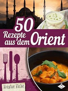 50 Rezepte aus dem Orient - Stephanie Pelser - E-Book