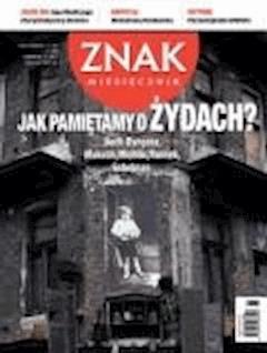 Miesięcznik Znak. Czerwiec 2012 - Opracowanie zbiorowe - ebook