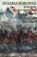 Husaria koronna w wojnie polsko-tureckiej 1672-1676 - Zbigniew Hundert - ebook